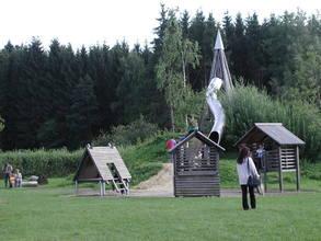 vakantiebungalows Beierse woud en bungalowparken bayern beieren