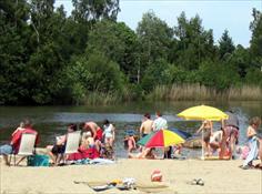 vakantiebungalows op bungalowpark Haddorfer seen