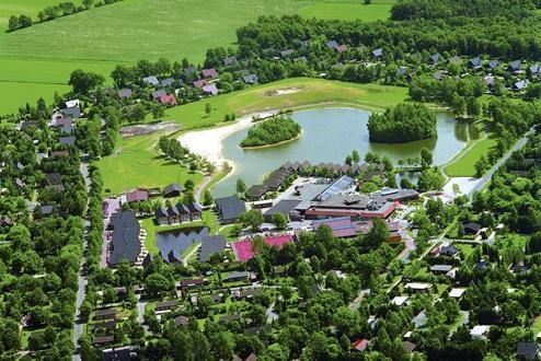 luxe vakantiebungalows Niedersachsen op Roompot bungalowpark