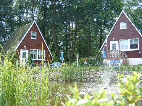 Bungalows en bungalowparken in Nedersachsen Duitsland