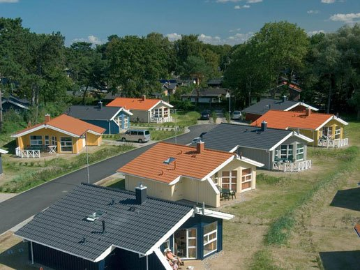 Bungalowparken Noord Duitsland van Landal