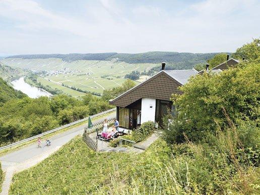 Duitsland bungalowparken Moezel en Eifel